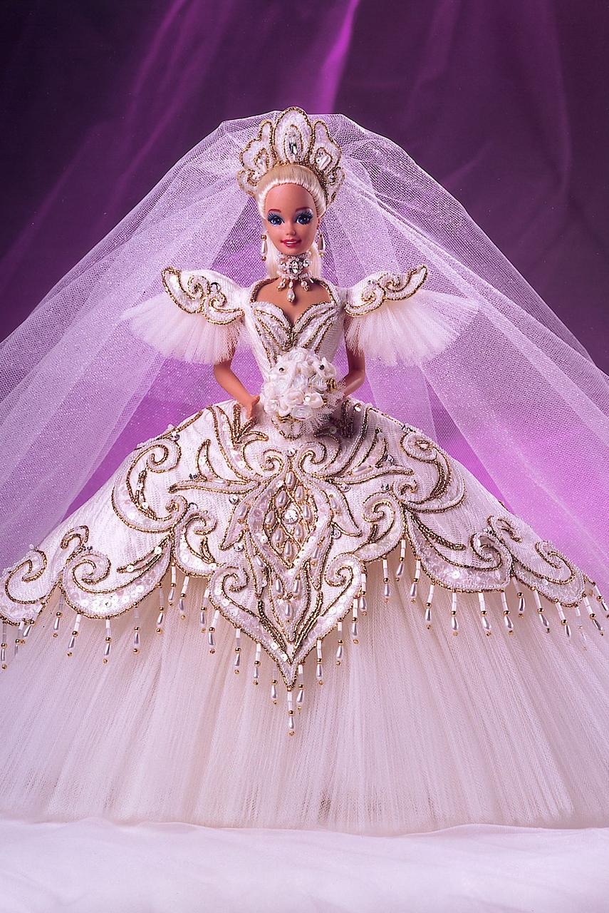Барби Невеста от Боба Маки 1992