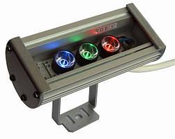 Светодиодный линейный светильник RGB LS Line-3-20-03-C