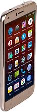 Смартфон BRAVIS A506 Crystal Dual Sim (золотистий), фото 3