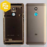 Xiaomi Redmi Note 4x GOLD задняя крышка (корпус)  + стекло камеры (Snapdragon 625)