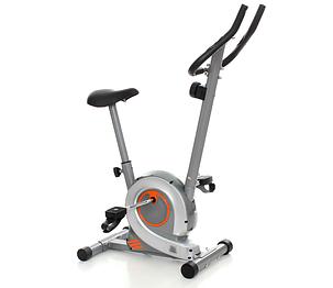 Велотренажер магнитный Atlas sport, маховик 6 кг, фото 2