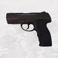 Пневматический пистолет Borner W3000m (C21 full metal) газобаллонный CO2