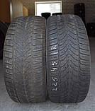 Шины б/у 225/45 R17 Dunlop, ЗИМА, пара, фото 2
