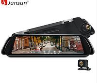 """Видеорегистратор оригинал junsun H900  - без рамочный на 10"""" Sony IMX322"""