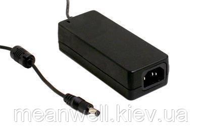 GSM60A18-P1J AC DC адаптер живлення 18В, 3,33 А Mean Well