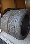 Шины б/у 225/45 R17 Dunlop, ЗИМА, пара, фото 4