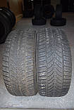 Шины б/у 225/45 R17 Dunlop, ЗИМА, пара, фото 3