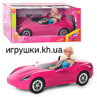 Кукла Defa 8228 в машине, фото 1