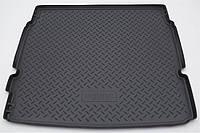 Коврик в багажник для Chevrolet Orlando 5 мест (11-) полиуретановый NPL-P-12-40