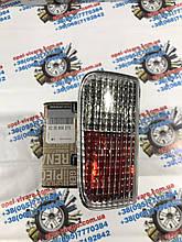 Фонарь фара заднего хода и задняя противотуманка левая новая Nissan Primastar  2010- 8200968070
