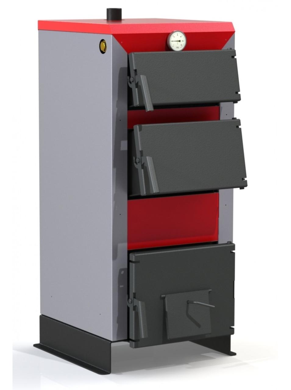 Котел твердопаливний Protech EKO Line 26 кВт (Протек, Протеч)