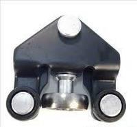 Ролик сдвижной двери Renault Master 1998-2010 нижний (ремкомплект ролики)