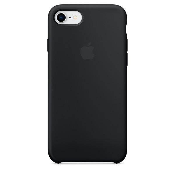 """Накладка iPhone 7/8+ """"Original Case"""" Черная"""