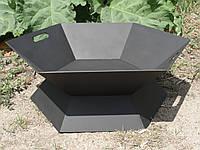 Костровая чаша шестигранная, фото 1