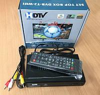 Цифровой тюнер Т2 WiFi DVB- HDTV Digital Terrestrial Receiver