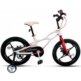 Велосипед RoyalBaby SPACE SHUTTLE 18-22 БЕЛЫЙ