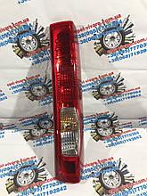 Фара вкладыш стоп задний правый новый оригинал Nissan Primastar 2007- 8200415251