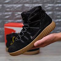 Зимние кроссовки Nike, Реплика e6fed82d5c3
