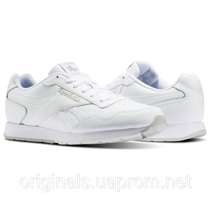 Белые мужские кроссовки Reebok Royal Glide V53955