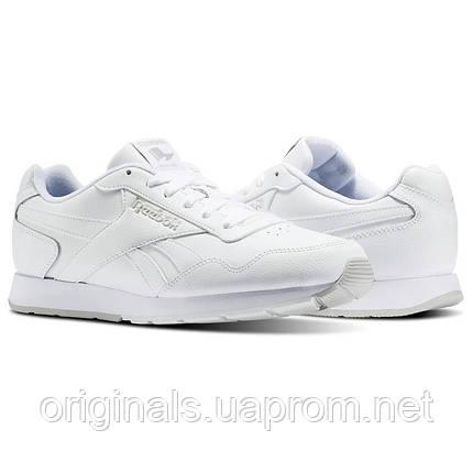 Белые мужские кроссовки Reebok Royal Glide V53955, фото 2