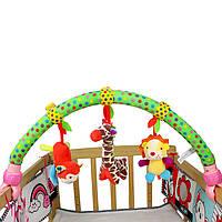 Дуга для коляски и автокресла Животные SKK BABY