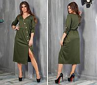 ПД705 Женское платье , фото 1