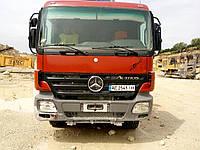 Аренда самосвала Mercedes 30 т, Услуги перевозки самосвалом