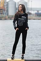 """Женский спортивный костюм """" Бархат """" Dress Code, фото 1"""