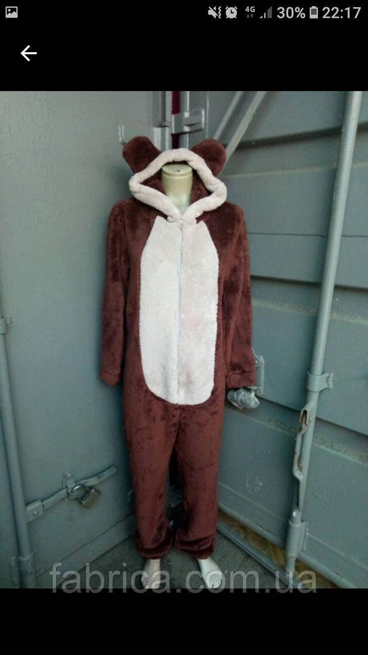 Пижама - кигуруми S-XL