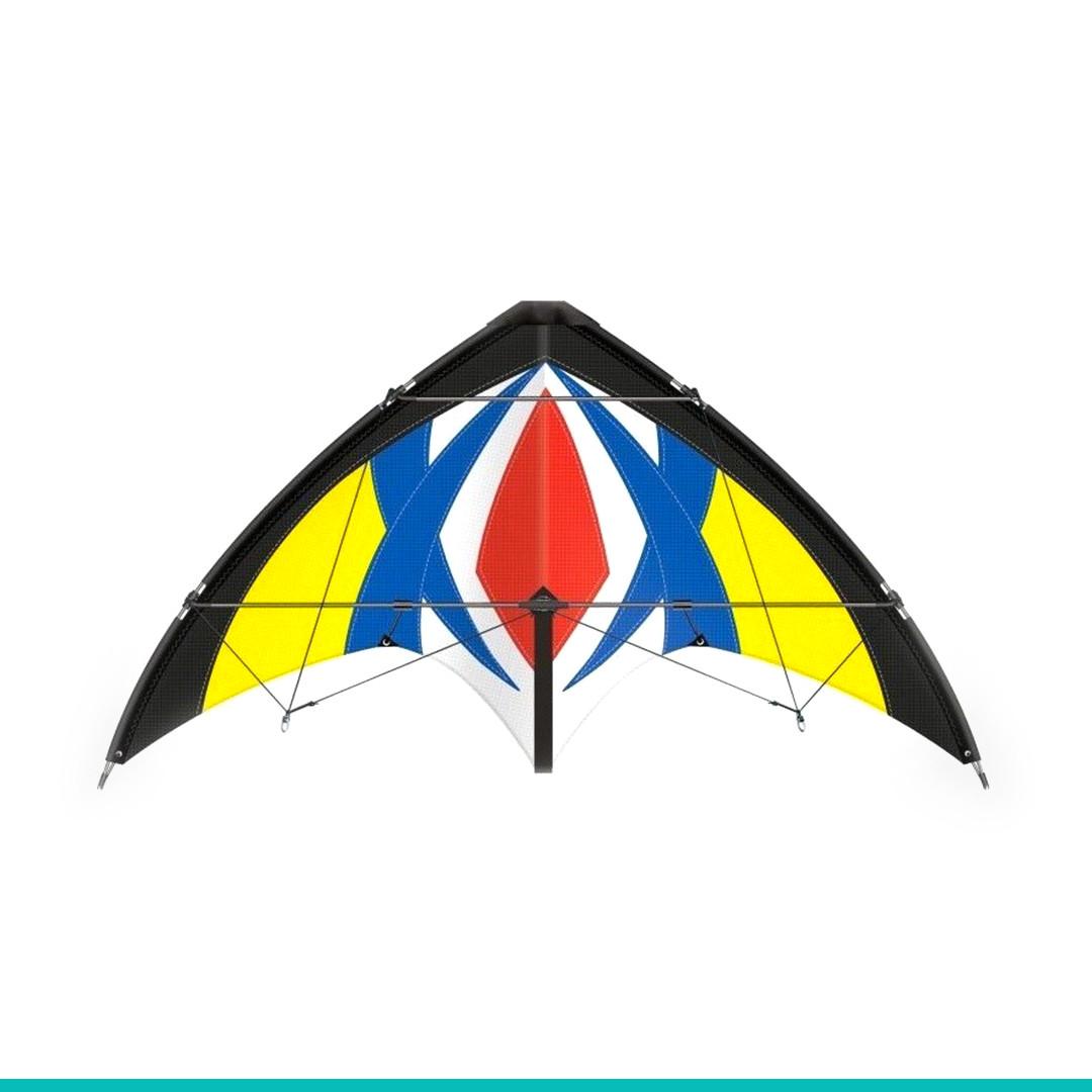 Пилотажный кайт Flash 170CX (воздушный змей)