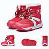 Детские зимние сапоги GB - Розовый