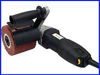 ☑️ Щеточная шлифовальная машина Titan PSM11120 + щетка