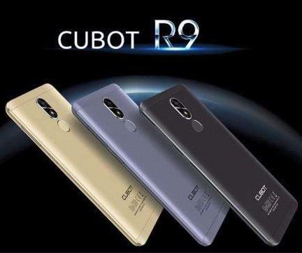 "Смартфон Cubot R9 2/16Gb, 13/5Мп, 2 SIM, 5"" IPS, 4 ядра, 2600 мАч, 4G, Android 7.0"