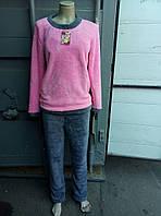 Пижамы, домашние костюмы махра, размеры S M L XL (до 48) размера