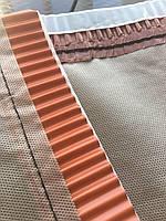 Вентиляционная лента конька Fox MR 180 х 5000 мм Коричневый (0934), фото 1