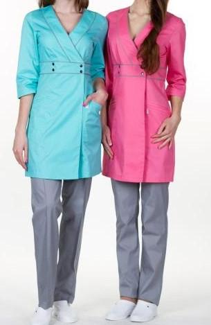 Медицинский костюм Сакура. Купить медицинскую одежду оптом