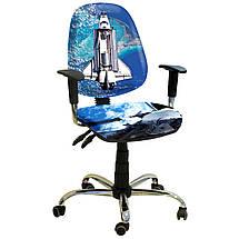 Кресло Поло 50/АМФ-5 Дизайн №19 Космос, фото 2
