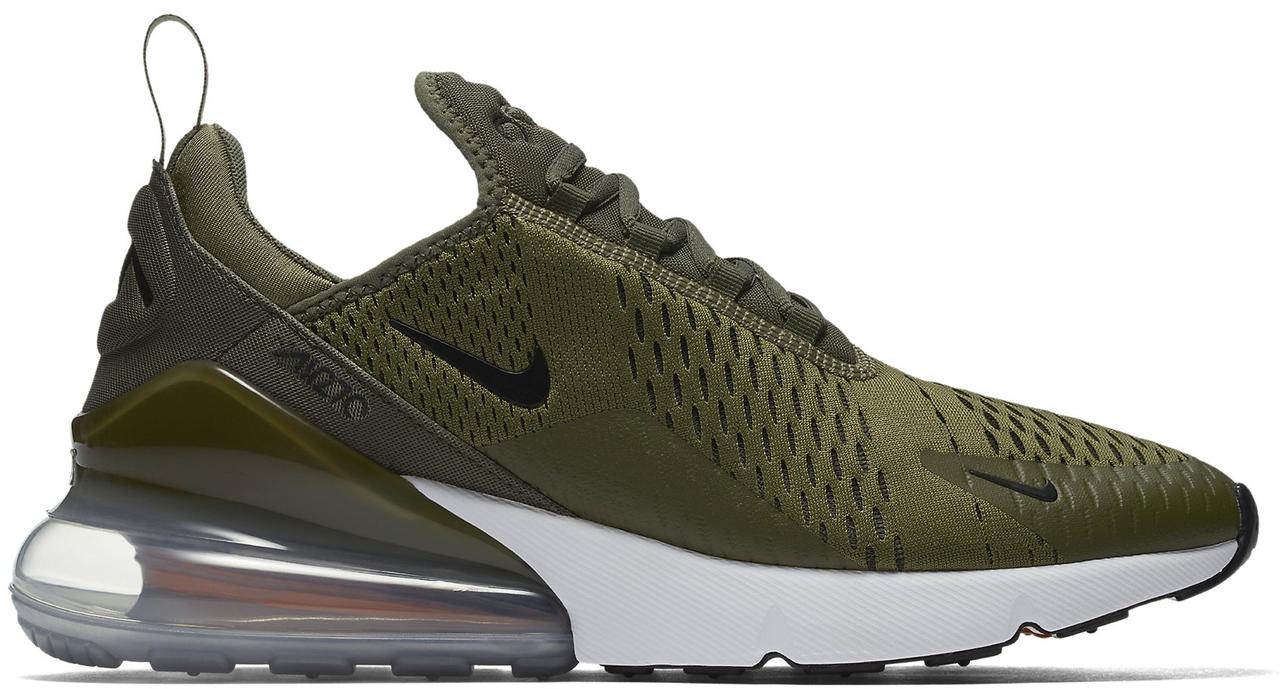 Мужские кроссовки Nike Air Max 270 Army Green