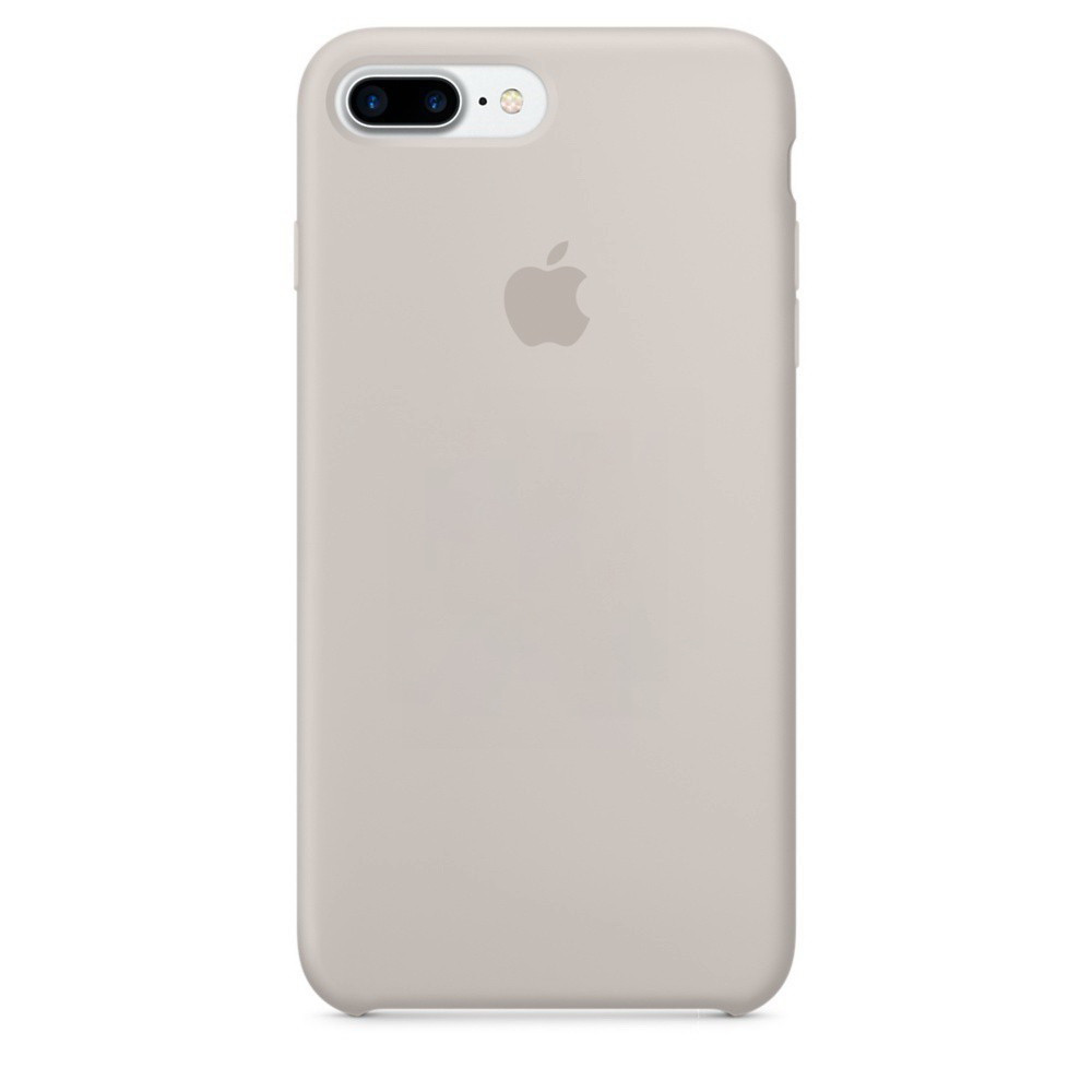 "Накладка iPhone 7/8+ ""Original Case"" Бежевая"