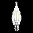LED-лампа MAXUS (filam), C37 TL, 4W, яркий свет, E14 (1-LED-540-01), фото 2