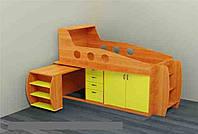 Кровать чердак для подростка, фото 1