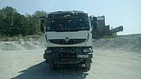 Аренда самосвала Renault 30 т, Услуги перевозки самосвалом