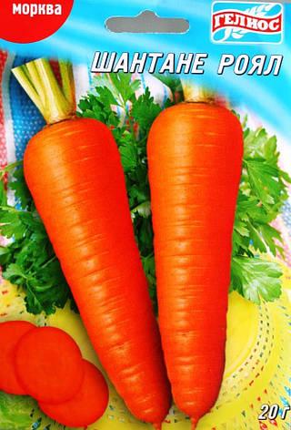 Семена моркови Шантанэ Роял 20 г, фото 2