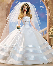 Кукла Барби свадебная