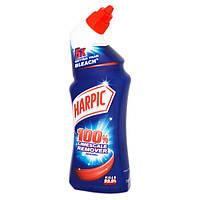Средство для чистки унитаза Harpic Limescale Remover Original, 750 мл