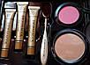 Набор Dermacol Make-up set 6 в 1 тональный крем,пудра,румяна, фото 4