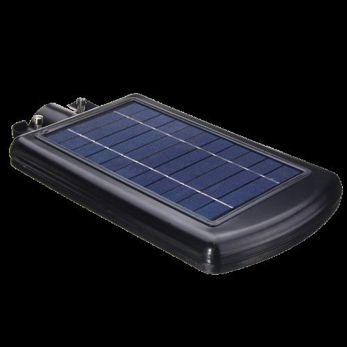 Лед светильник 30W на солнечной батарее с датчиком движения. Фонарь на столб.