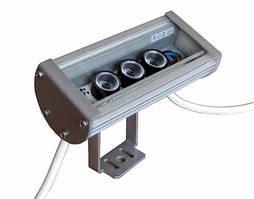 Светодиодный линейный светильник RGB LS Line-3-20-03-P