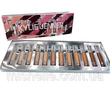 Набор из 12 Консилеров Kylie Skin Concealer ( Кайли)