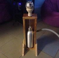 Подставка под кальян деревянная , фото 1